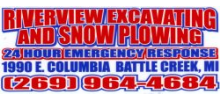 Riverview Excavating and Snow Plowing