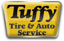 tuffy tire and auto service logo