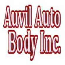 auvil auto body inc logo