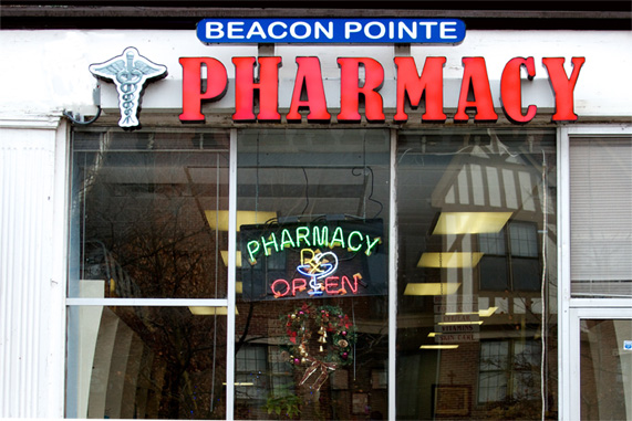 beacon pointe pharmacy logo