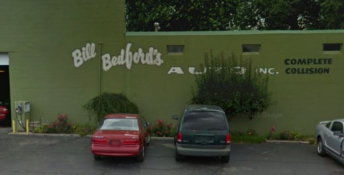 bill bedord auto body shop image