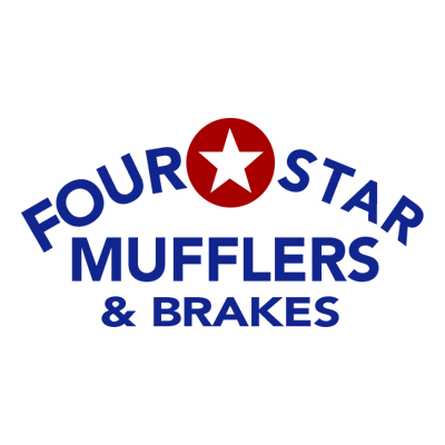 image of four star mufflers & brakes logo