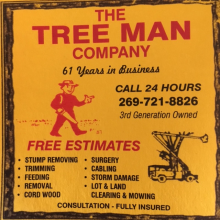 the tree man company